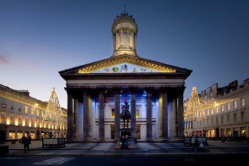 Gallery Of Modern Art Gallery Of Modern Art Goma Glasgow