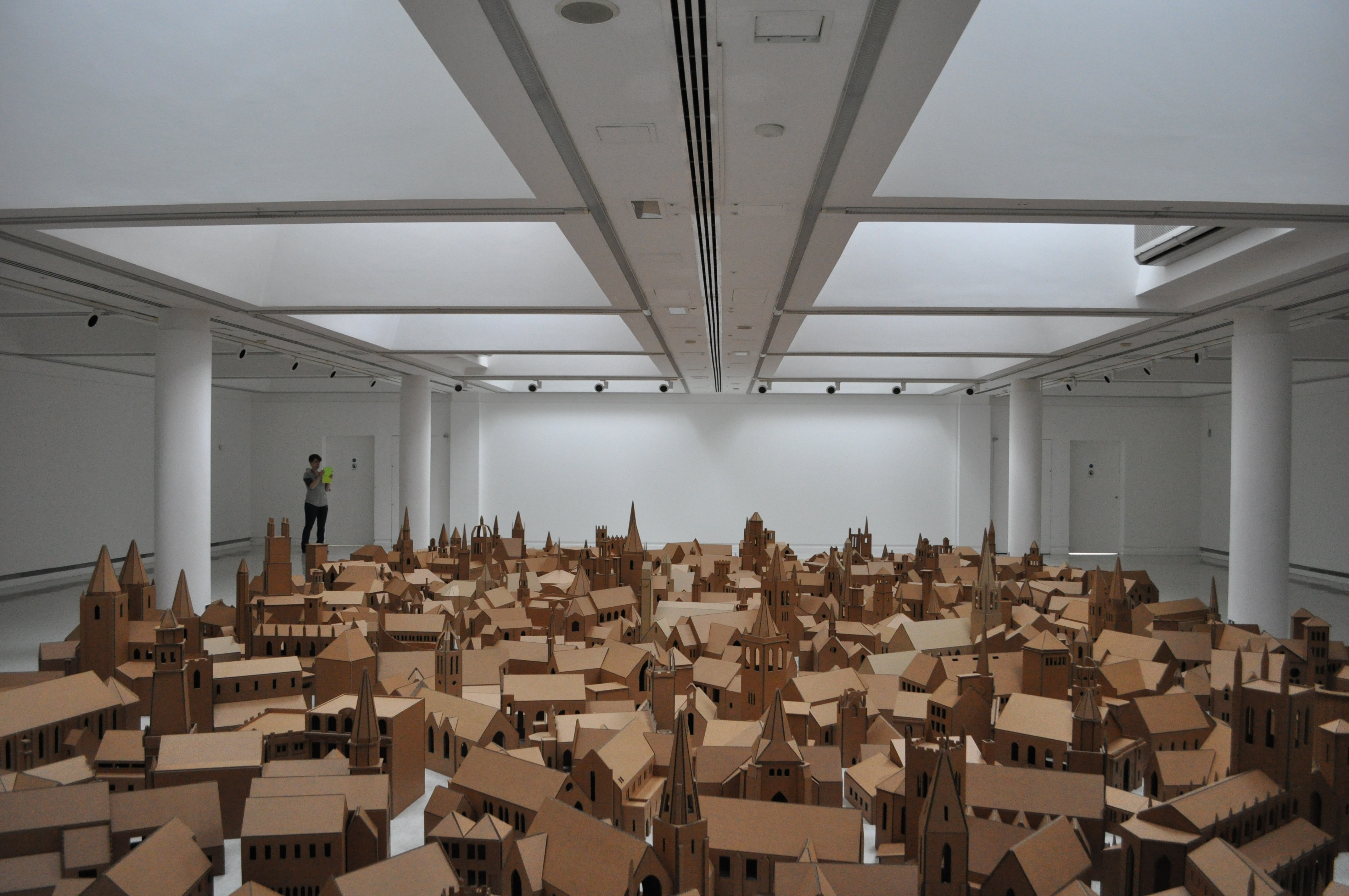 Generation nathan coley gallery of modern art goma for Modern homes glasgow 2018