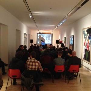 Dark Days talk with Ellie Harrison and Anna McLauchlan and Film Screening with Lock Up Your Daughters filmmaking collective