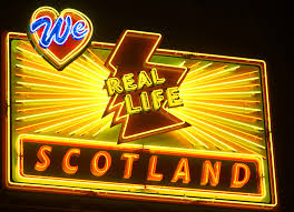 We Love Real Life Scotland, 2005, Ross Sinclair, courtesy of the artist