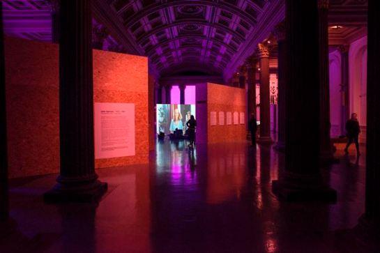 John Samson '1978 - 1983' installation shot