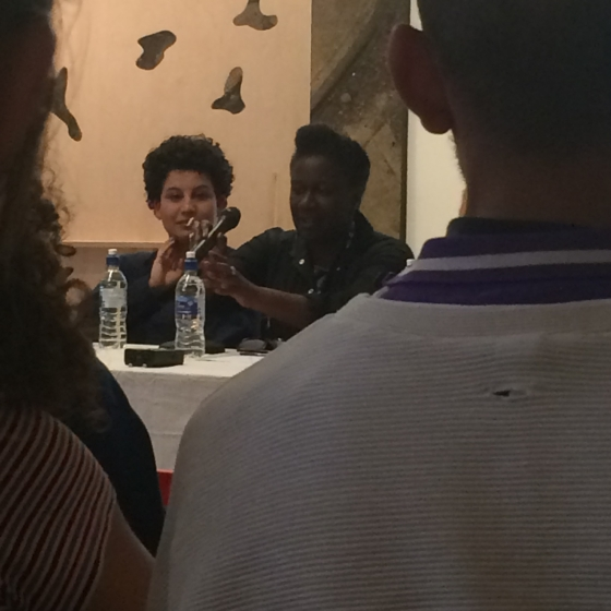 Baldwin's Nigger Reloaded II, 5 May 2018